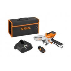 Акумулаторна резачка за клони GTA 26, комплект с батерия AS 2 и зарядно AL 1